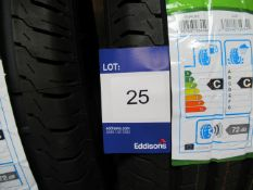 2 x Rapid 195/65x15 8 PR Tyres