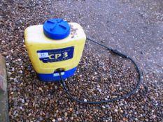 CP Cooper CP3 sprayer