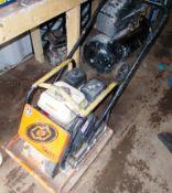 MBW GP2000 vibratory plate