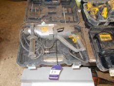 Titan TTB277SDS rotary hammer drill