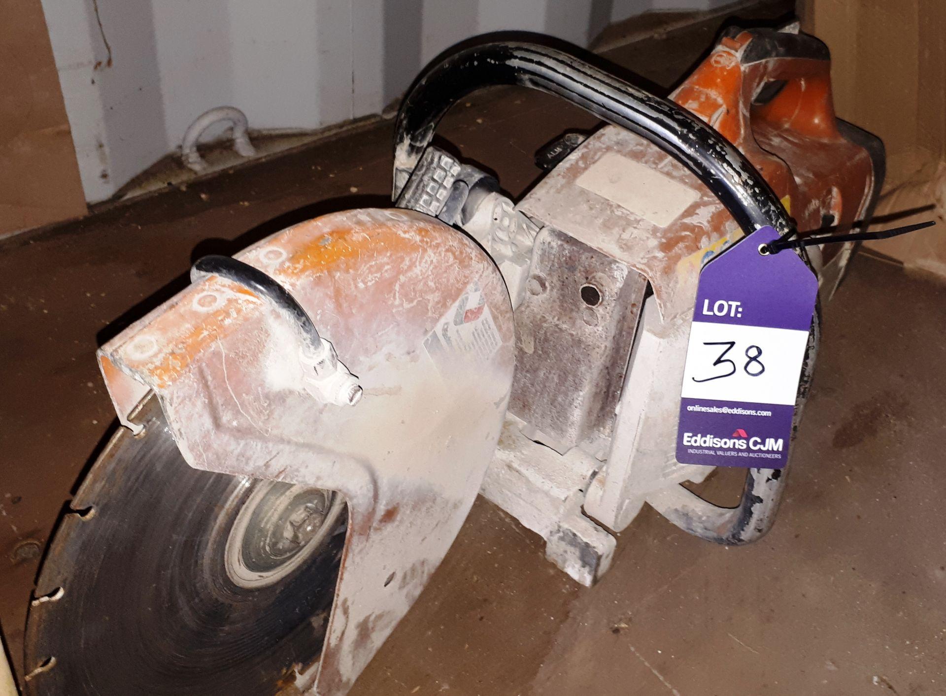 Los 38 - Stihl cut off saw