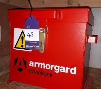 Armorgard Transbank transit box