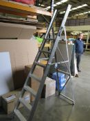 6 Tread & Platform Step Ladder