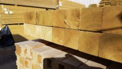 WIDE RANGE OF SURPLUS & ODDMENT TIMBER