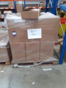 Pallet of Lint Free Melt Blown Nail Wipes (approx 10 boxes)