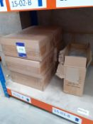 Approx 6 boxes of Wooden Eyebrow Spatulas