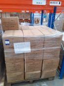 Pallet of White G-Strings (approx 25 boxes)