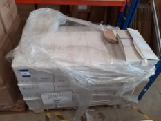 Pallet of Plain Gauze Swabs (approx 20 boxes)