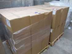 24 x boxes of Cotton Pads 'smooth' and on 2 pallets