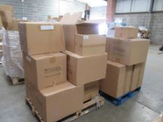 13.75 x boxes of Cosmetic Nail Pads