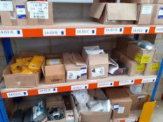 Shelf to contain Various Disposable bags and Bin Liners