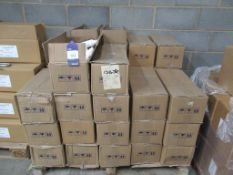 36 x boxes of ECG gel (250ml) - 3 boxes are open