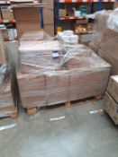 Pallet of Pre-Soaked Nail Wipes (approx 14 boxes)