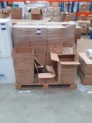 Pallet of Pre-Soaked Nail Wipes (approx 16 boxes)