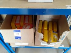 Qty of various sizes Hazardous Waste Containers
