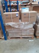 Pallet of Urine Reagent Strips (approx 14 boxes)