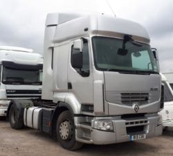 Commercial Vehicles - J B Langford & Co Limited (In Administration)