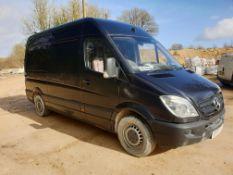 Mercedes Sprinter 313 CDI MWB Panel Van, Registrat