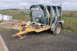 500 Gallon Water Bowser,– Located Stone Supplies L