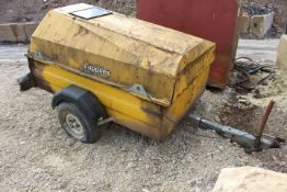 Diesel Bowser – Located Stone Supplies Limited, Ol