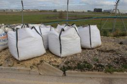 5 x Bags of Type 1 Aggregate (please note there ar