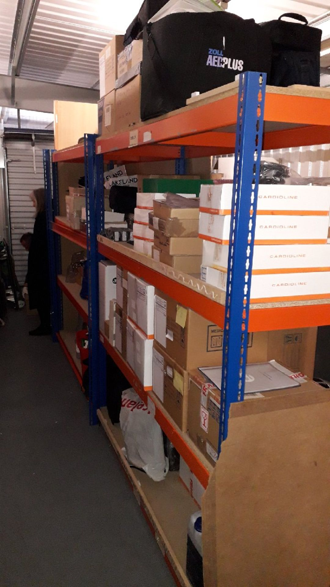Stock of medical consumables and equipment to incl - Image 9 of 23