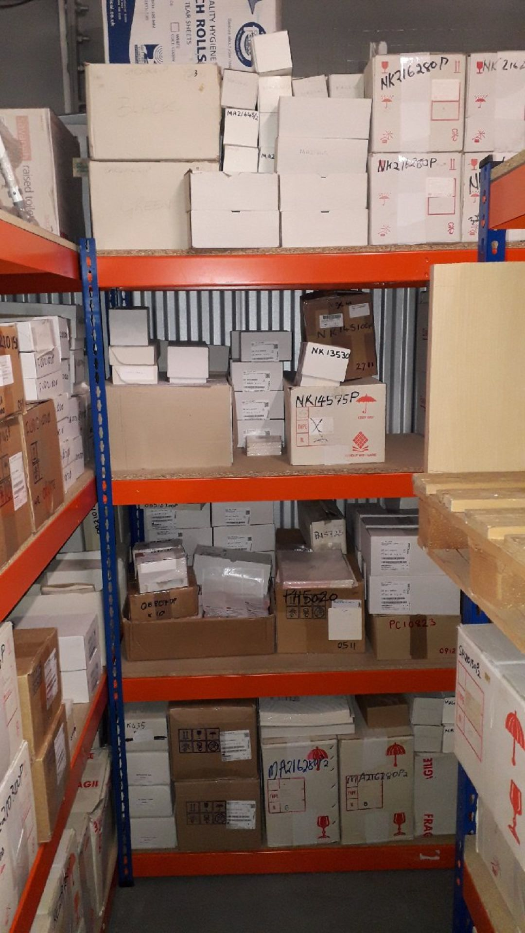 Stock of medical consumables and equipment to incl - Image 15 of 23