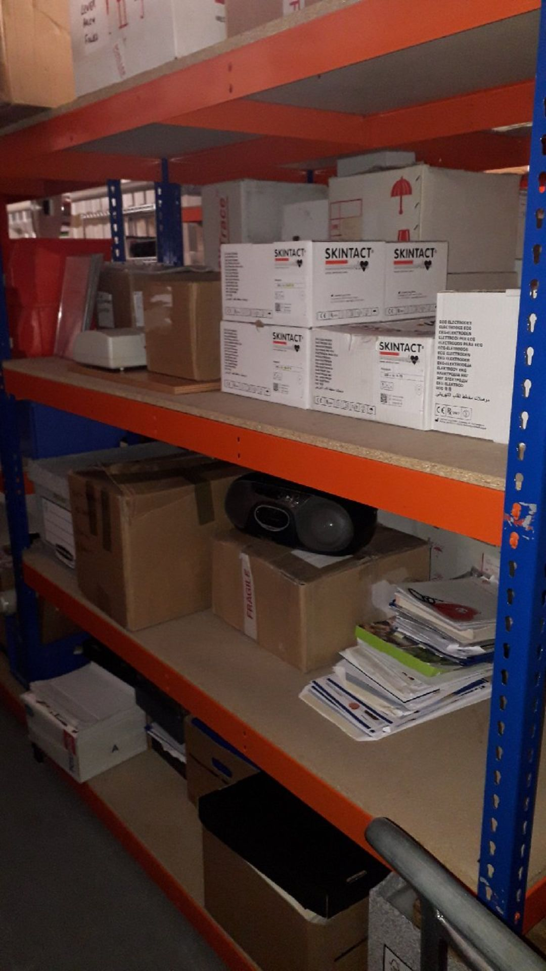 Stock of medical consumables and equipment to incl - Image 3 of 23