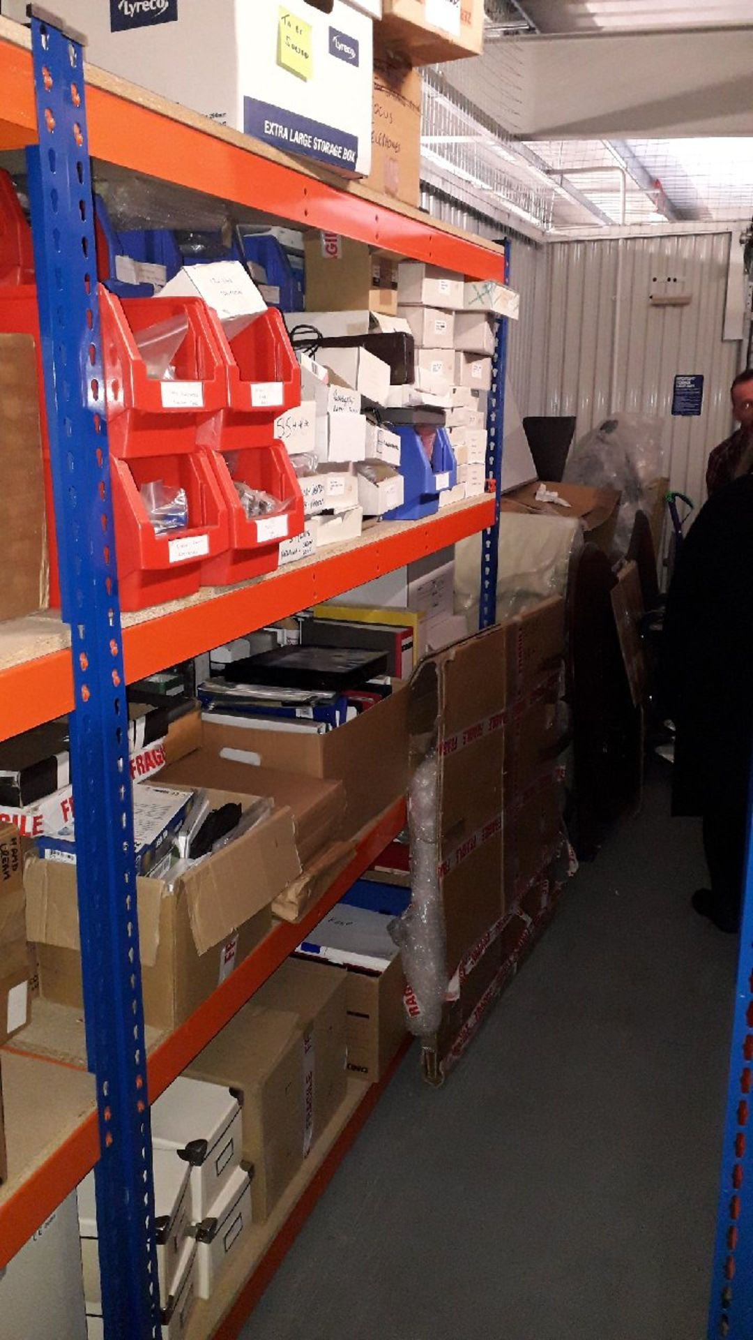 Stock of medical consumables and equipment to incl - Image 8 of 23