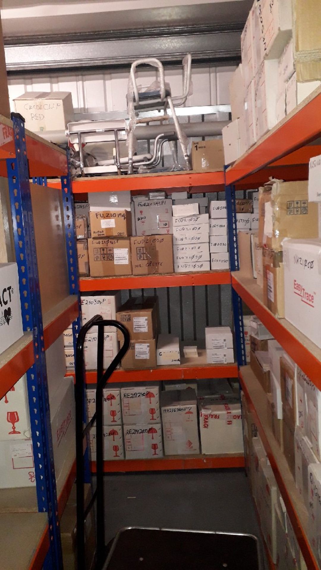 Stock of medical consumables and equipment to incl - Image 2 of 23