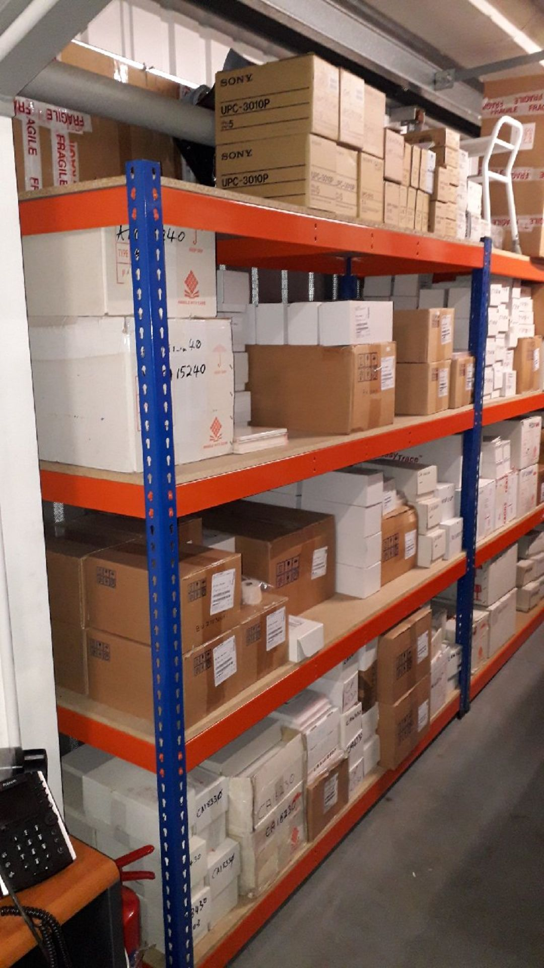 Stock of medical consumables and equipment to incl - Image 12 of 23