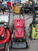 A Mountfield RV40 Petrol Lawn Mower