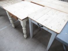 4 x various Tables