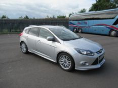 Ford Focus Zetec S Turbo 5 Door Hatchback