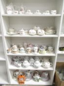 Large Selection of Ceramic Tableware including Royal Worcester 'Roanoak' Table Service