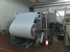 Fabio Perini Tissue Converting Line for Producing Toilet Tissue & Kitchen Roll