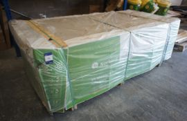 80 2400mmx600mm Caber Floor PS Tongue & Grove Flooring, Unused to Pack