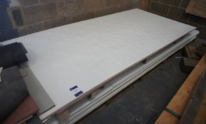 Quantity of Various Insulated Plaster Board
