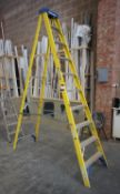 9 Tread Stepladder