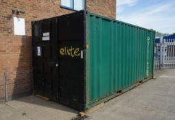 20ft Steel/Shipping Storage Container
