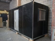 14ft x 6ft Single Door Store