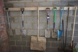Various Groundwork Tools to Rack