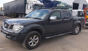Nissan Navara Aventura 2.5dCi Double Cab Pick-Up,