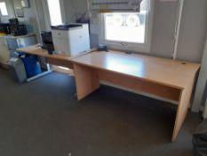 3 x Office Desks