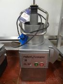 Robot Coupe. CL 52. Dicer/Slice