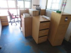 Qty of Office Furniture in unit 2