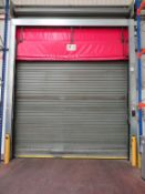 Techoindustriale Folding Speed Door. Speed pack