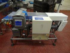 Mettler Toledo V3C Safeline Metal Detector