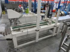 Indoline Conveyor Unit & a Powered Belt Conveyor