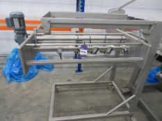Food Machinery Change Parts and a De-Nester